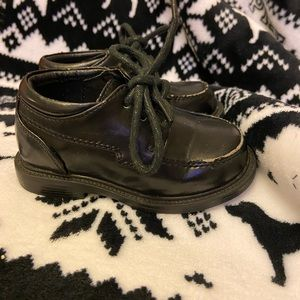 Toddler Cherokee Dress Shoes🖤🖤